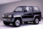 Thumbnail DAIHATSU ROCKY FEROZA F300 1987-1992 SERVICE REPAIR MANUAL